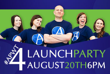 Have you RSVP'd for the AllProWebTools 4 Launch Party?