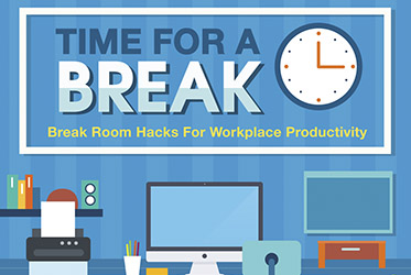 Infographic: Secrets to Productivity-Boosting Breaks