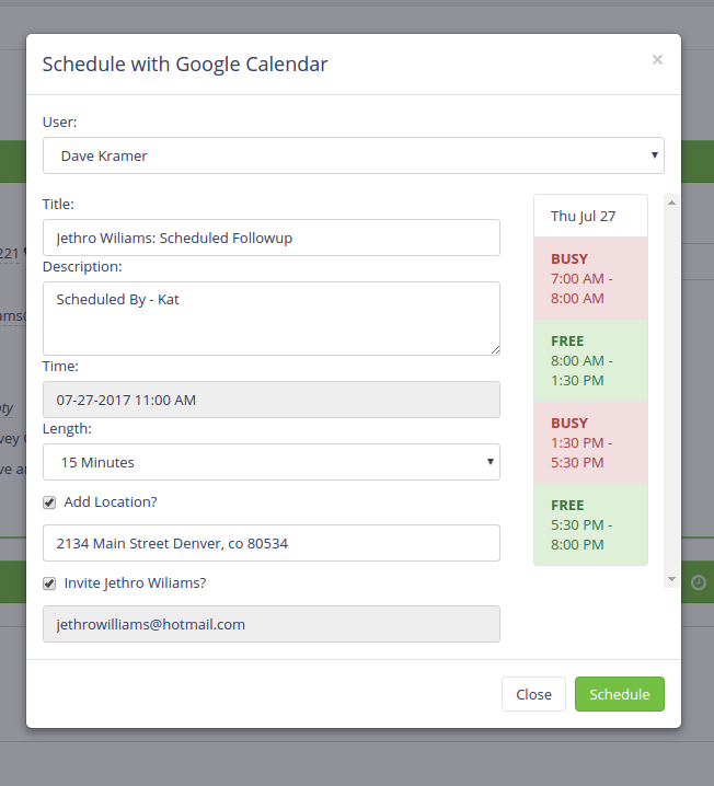 How To Set Your Follow-Up Reminders in Google Calendar