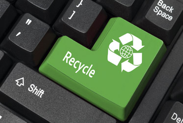 Reduce, Reuse, Recycle : Sustainable Small Business Content Creation
