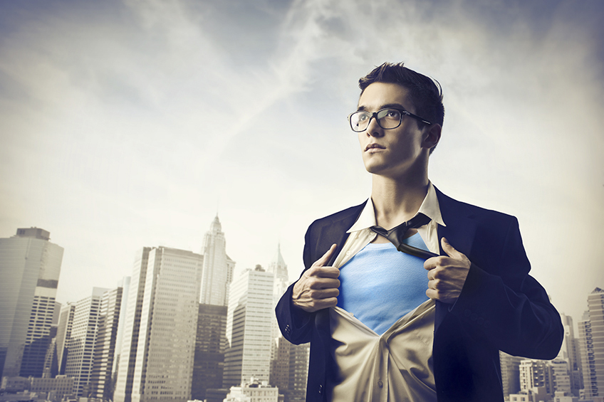 Become a Customer Service Superhero